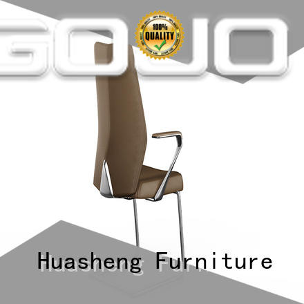 armless conference room chairs for training area GOJO