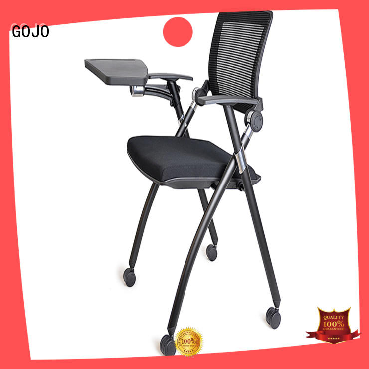 stackable office conference chairs with casters for executive office