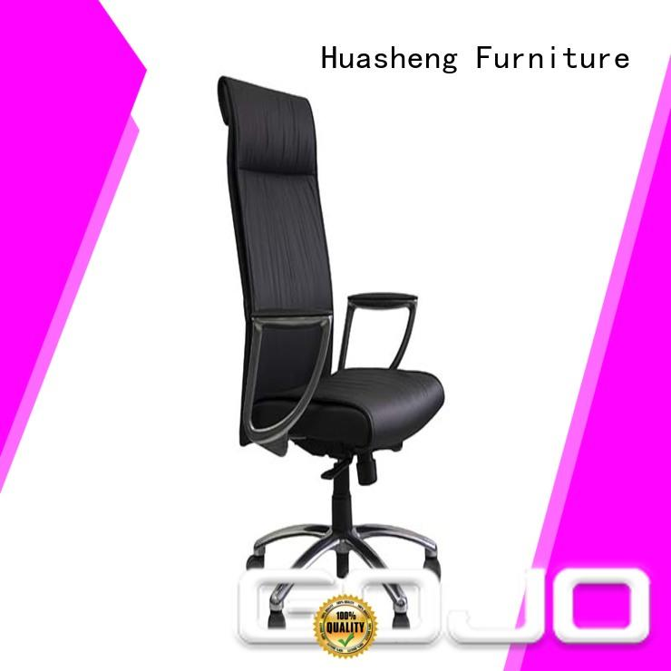 GOJO tall high back office chair pu for boardroom