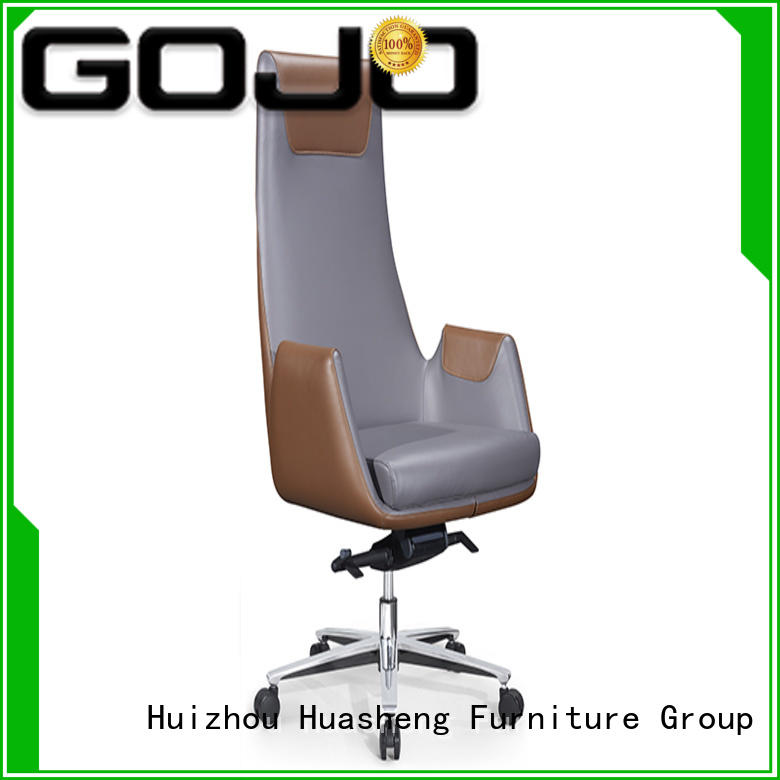 GOJO High-quality leather office furniture Suppliers for executive office