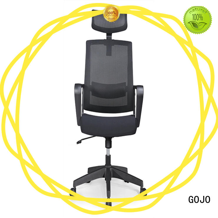 GOJO guanz executive style office chair with lumbar support for ceo office