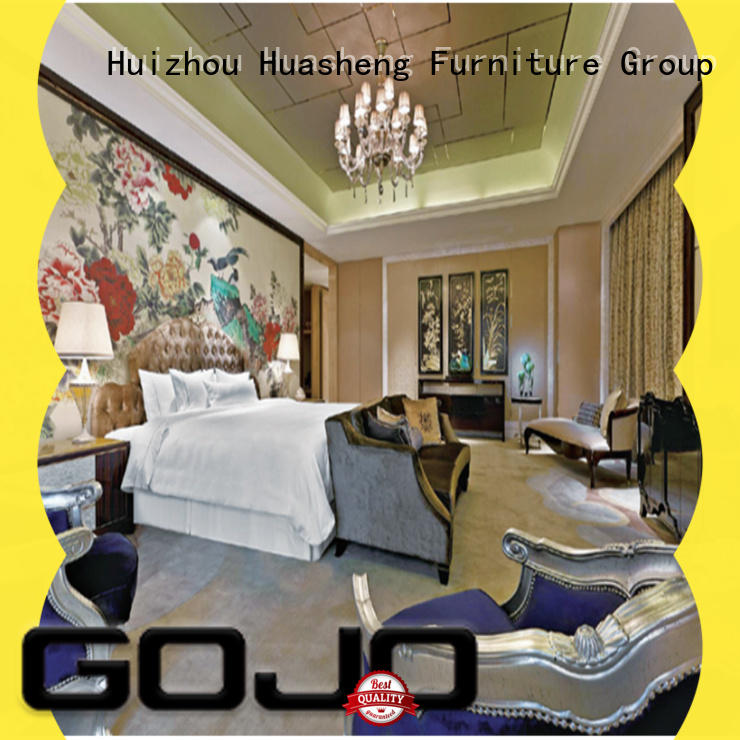 GOJO luxury five star hotel furniture sale manufacturers for boutique