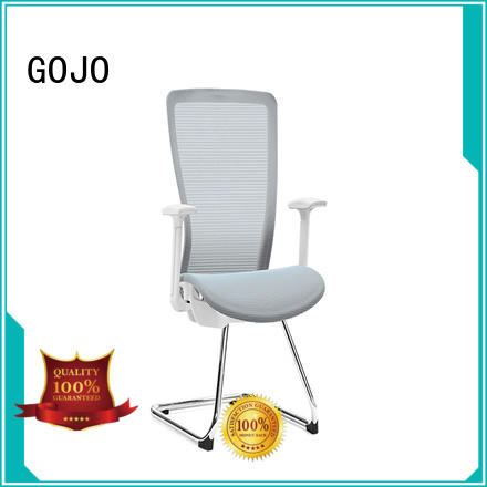 GOJO comfortable staff chair for clerk space