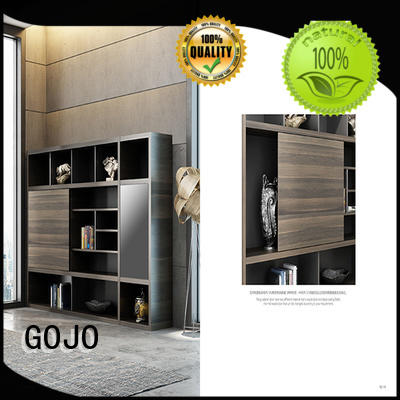 GOJO file cabinet furniture with layer for ceo office