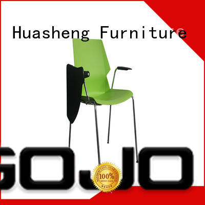 GOJO office waiting chairs sofa stool for lounge area