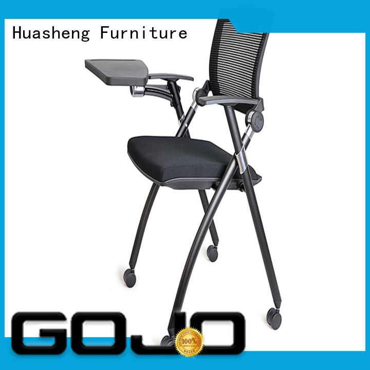 training conference chairs with arms manufacturer for training area