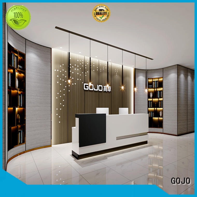 front office furniture best for lobby GOJO