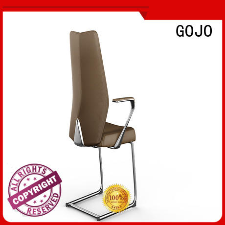 Custom office desk chairs company for conference area