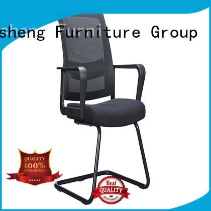 GOJO comfortable office chair with nylon handrails for executive office