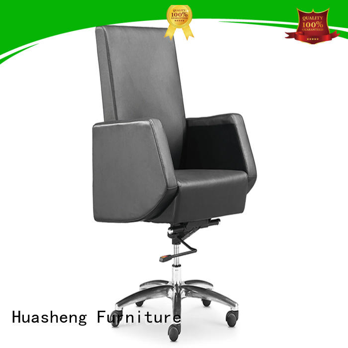GOJO best executive leather office chair with lumbar support for ceo office