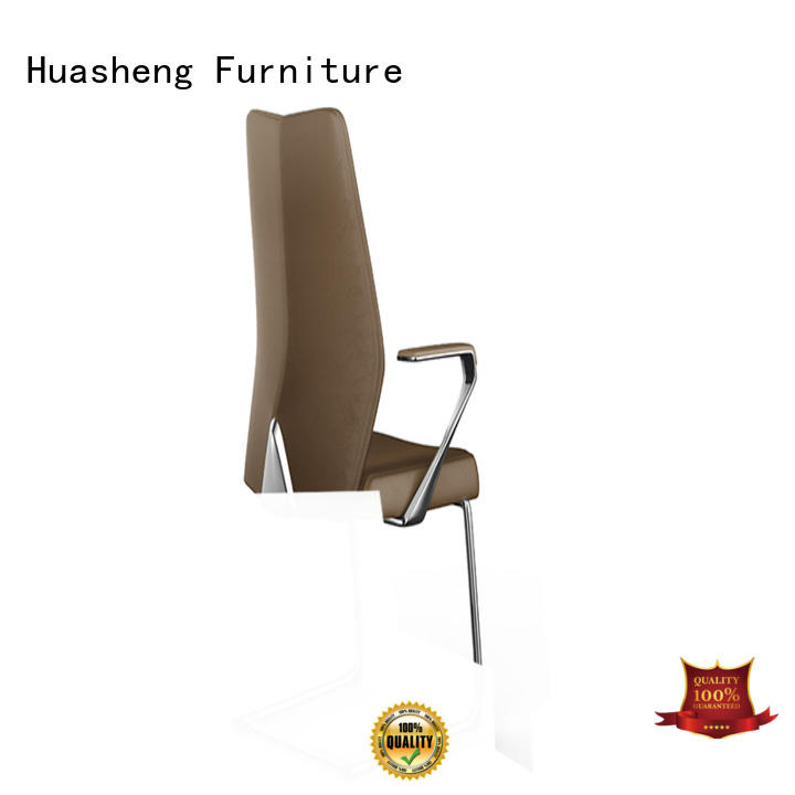 GOJO modern conference room chairs with casters for training area