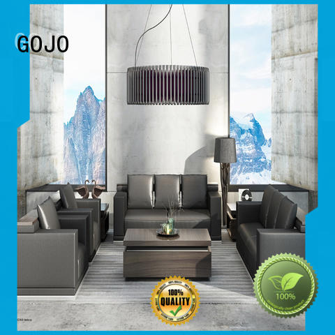 GOJO sofa for office reception couch for guest room
