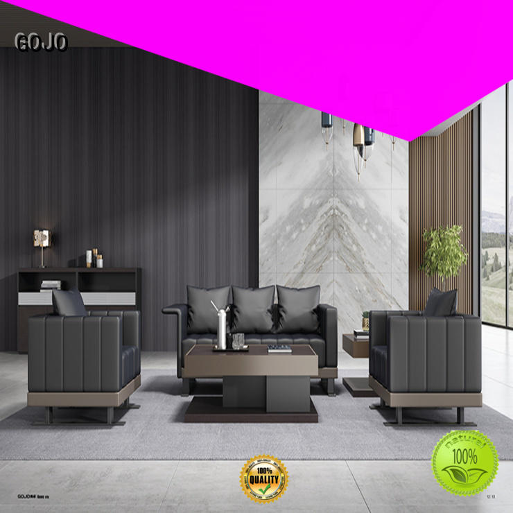 GOJO reche office lounge sofa for business for lounge area