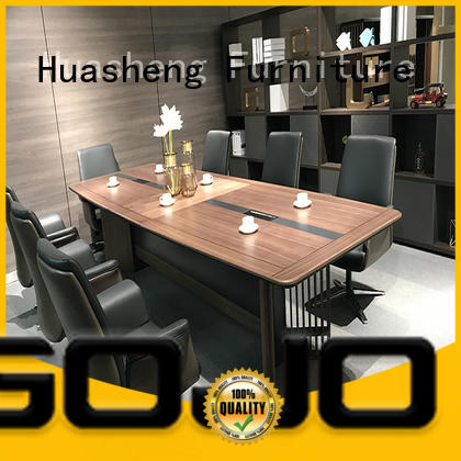 GOJO oval conference table Suppliers for boardroom
