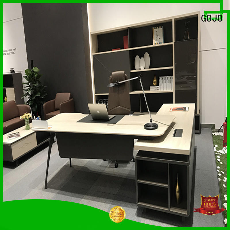 executive office desk supplier for sale GOJO
