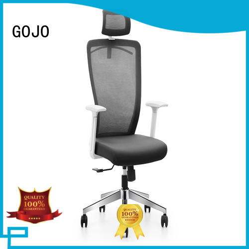 GOJO comfortable executive boardroom chairs with lumbar support for boardroom
