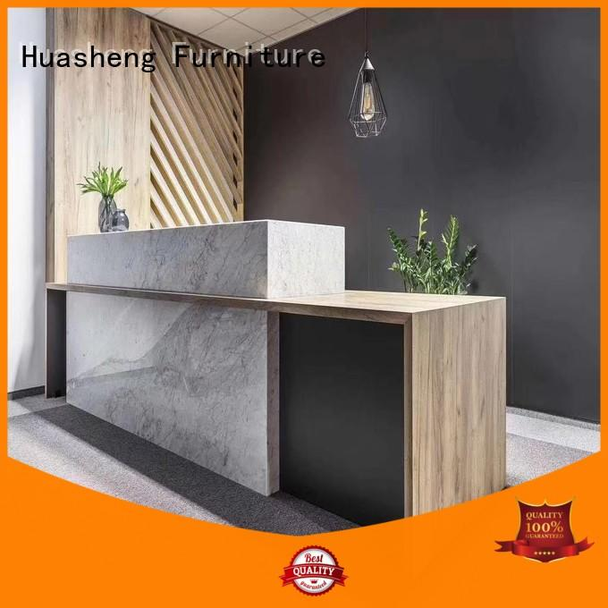 CUSTOMIZED FRONT DESK/RECEPTION COUNTER