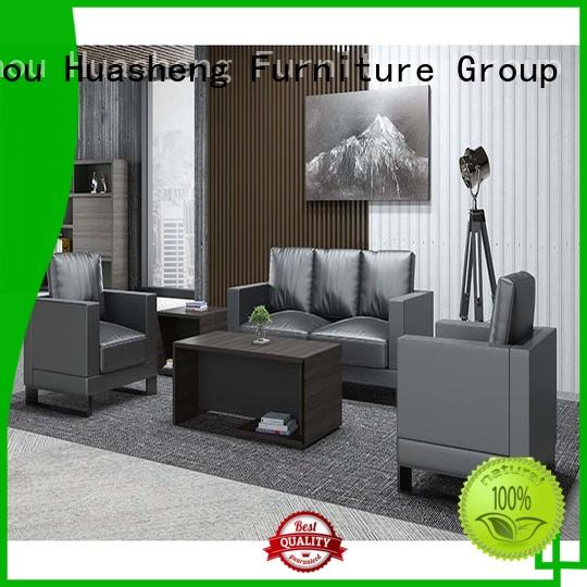 GOJO leather waiting room furniture company for reception area