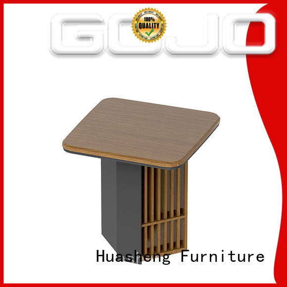 GOJO small modern office reception desk for executive office