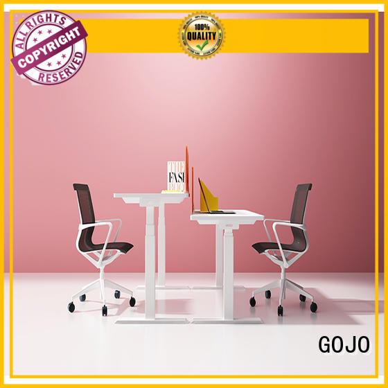 GOJO adjustable sit and stand desk supplier for staff room