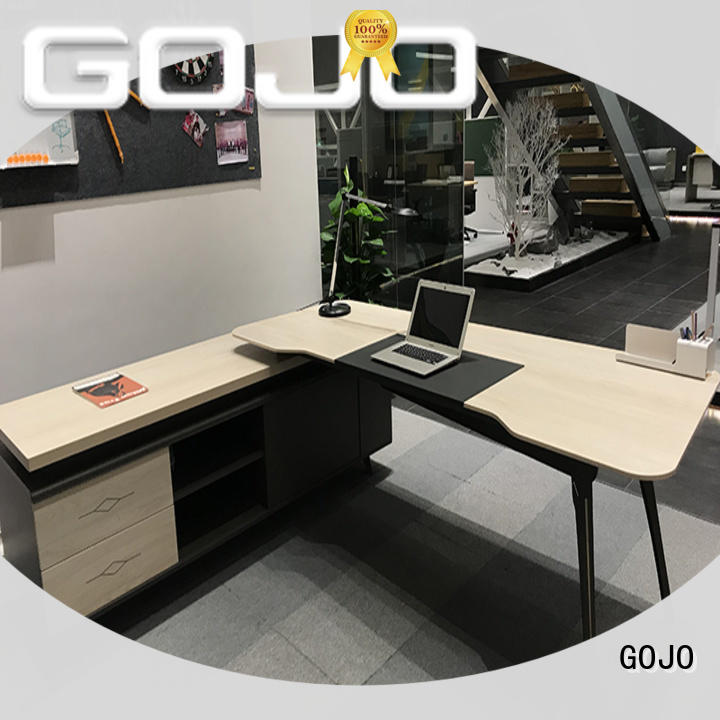 GOJO binz executive office furniture sets for manager
