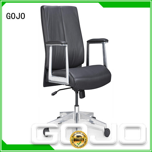 top rated high back executive office chair factory for ceo office