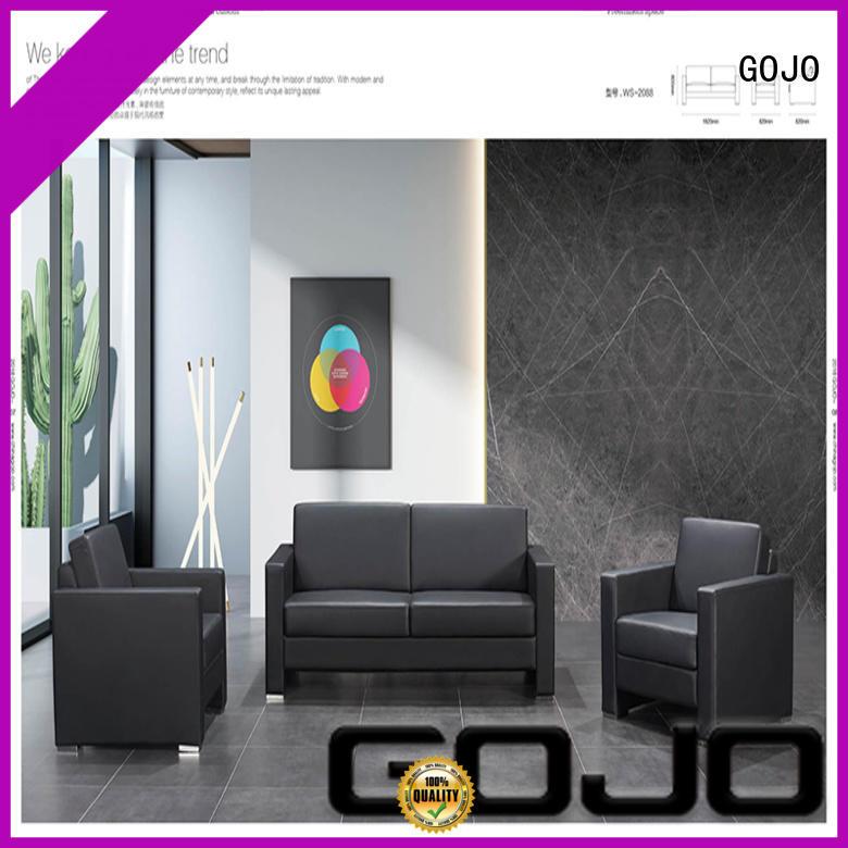 GOJO furniture sofa set company for lounge area