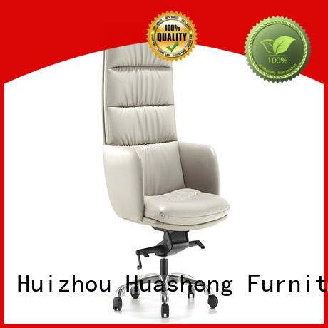 GOJO high end office chairs with five-star movable foot for executive office