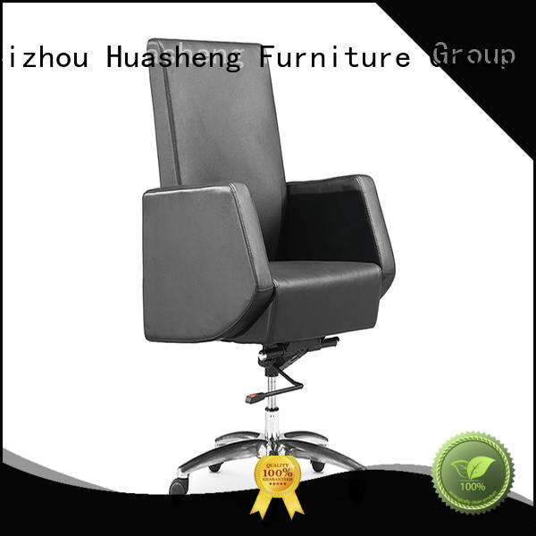 top rated executive revolving chair with lumbar support for boardroom GOJO