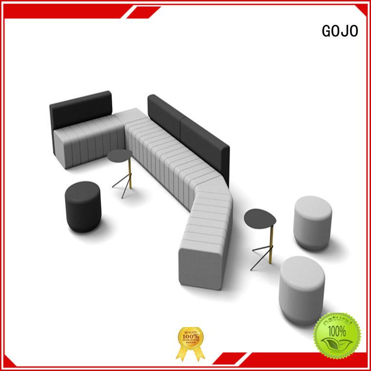 GOJO reception area furniture sets manufacturers for guest room