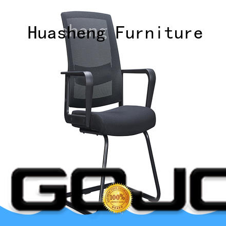 mesh mesh office chair with nylon tall feet for executive office