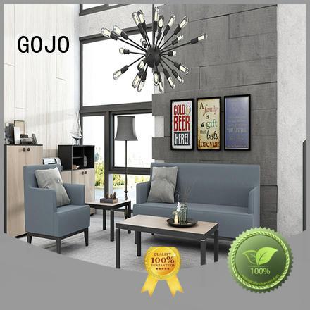 GOJO symbol leather furniture set for lounge area