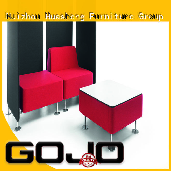 GOJO bulk waiting area sofa sofa for reception area