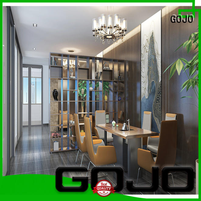 GOJO imsion office sofa chair manufacturers for lounge area