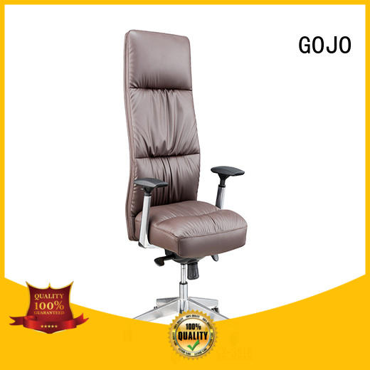high end black office chair manufacturer for boardroom
