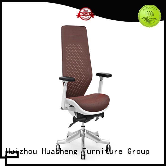 mesh office chair with lumbar support for boardroom GOJO