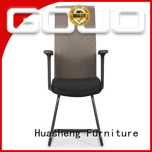 most high back executive office chair with aluminium alloy feet for executive office