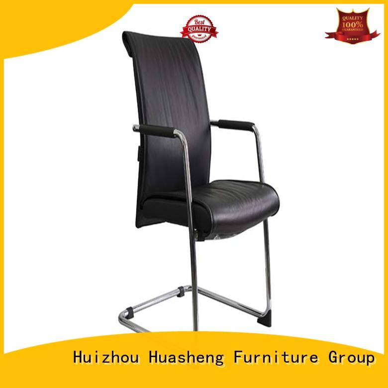 GOJO training office meeting chairs with casters for training area