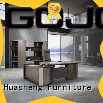 high end ceo cube desk supplier for ceo office GOJO