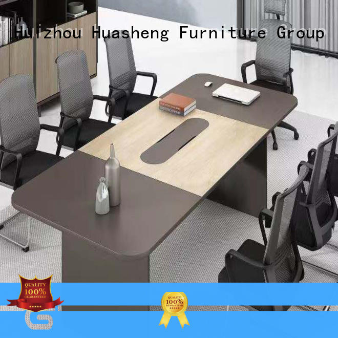 amber meeting room table supplier for executive office GOJO