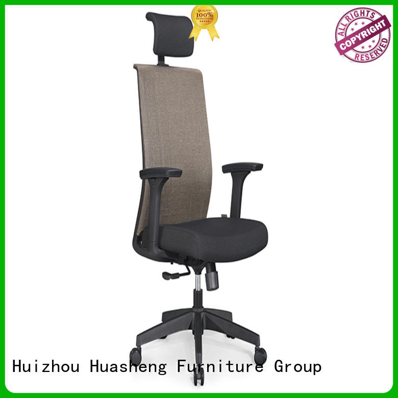 guanz leather executive office chair high back with lumbar support for boardroom