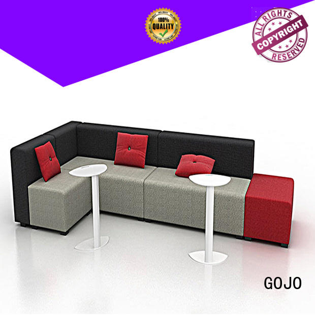 GOJO yuche reception lounge chairs factory for lounge area