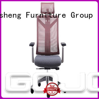 GOJO Latest full leather office chair Supply for executive office