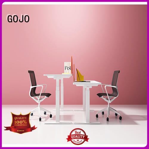 New adjustable office desk company for staff room