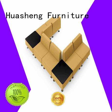 trend reception desk furniture supplier for lounge area