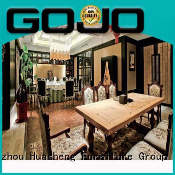 GOJO modern hotel furniture for sale manufacturer for apartment