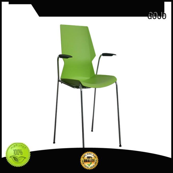 GOJO comfy reception chair sofa stool for bar