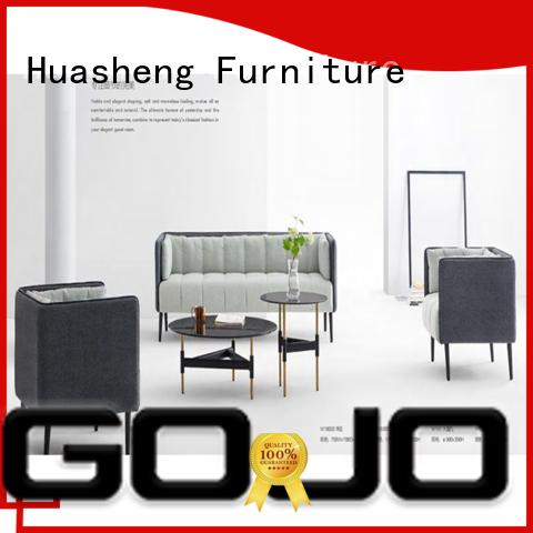High-quality reception sofa Supply for reception area