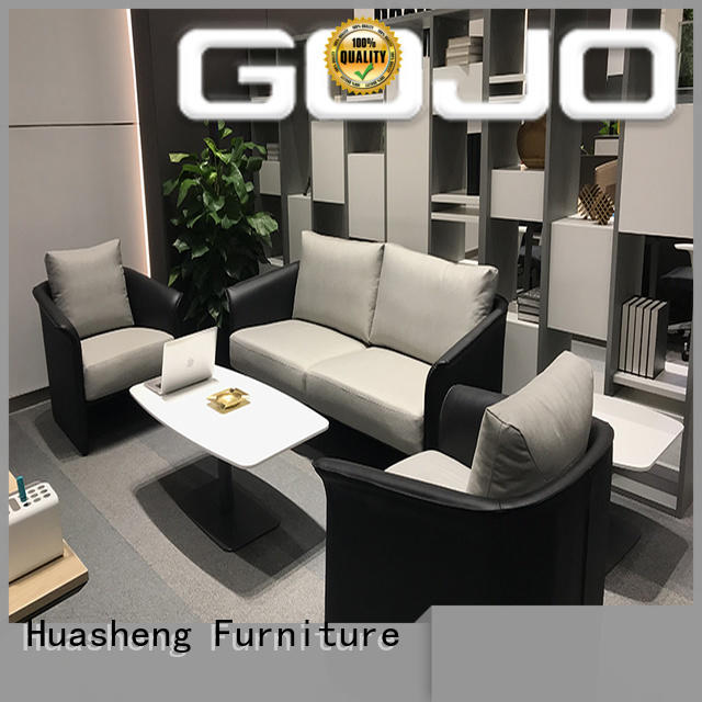 small lobby table and chairs couch for guest room GOJO