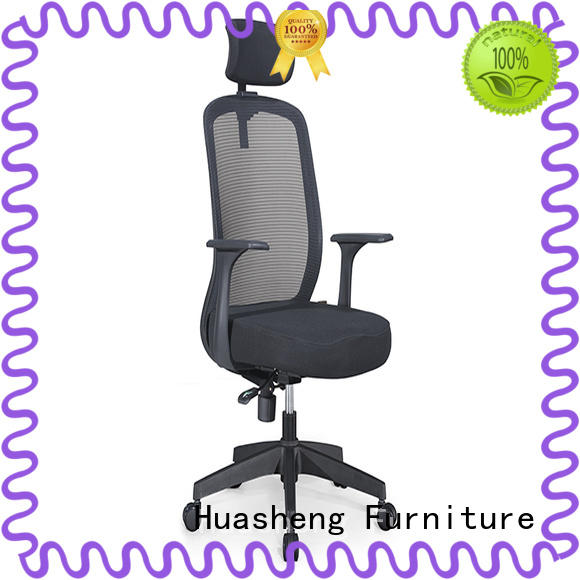 cowhide high end executive chairs with lumbar support for ceo office GOJO